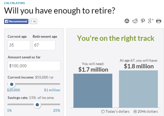retirement calc