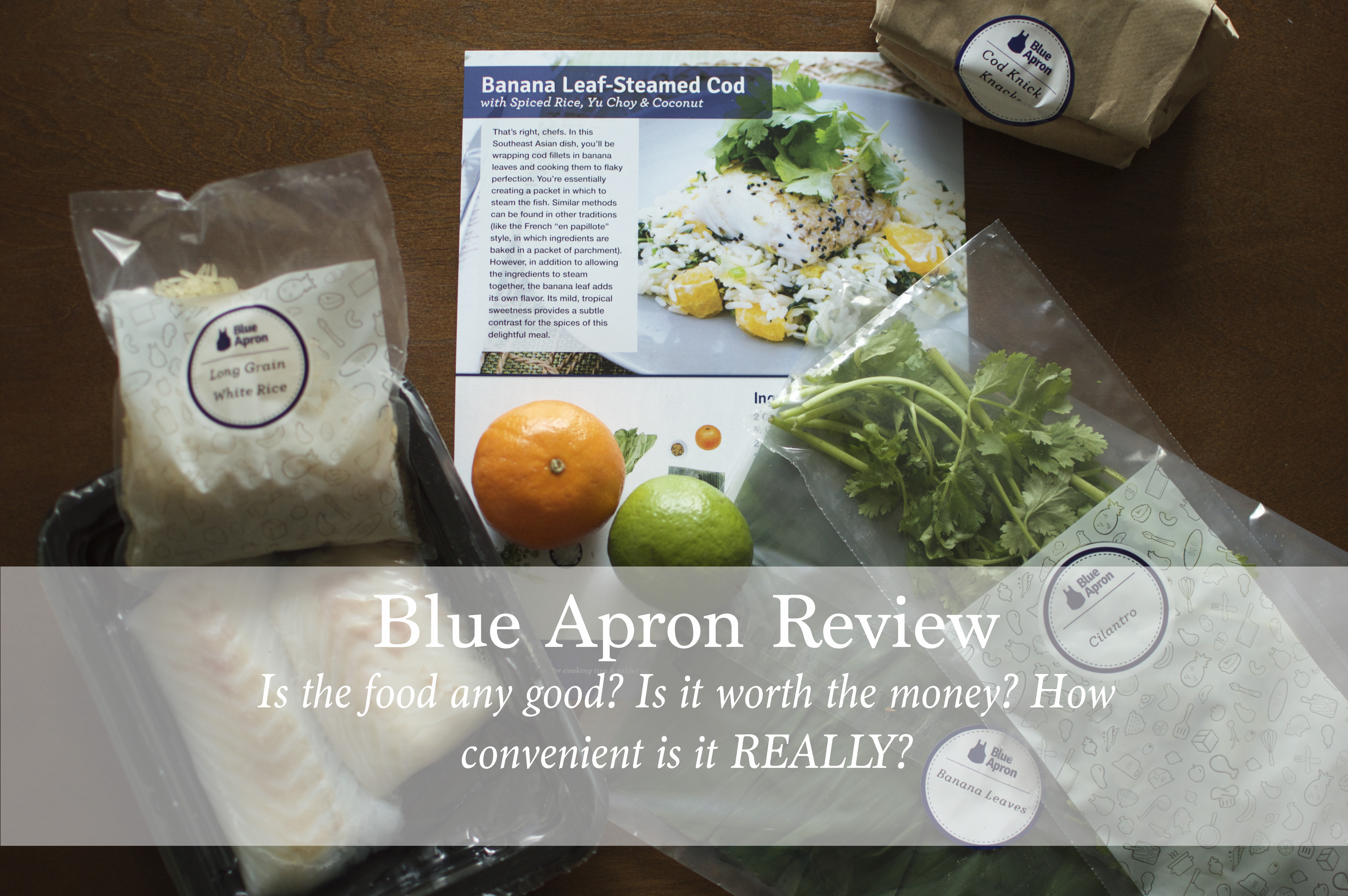 Blue apron worth it - It S No Secret That I M A Below Average Cook I M Not Sure Why Either I Come From A Family Of Amazing Women That Can Cook Their Asses Off