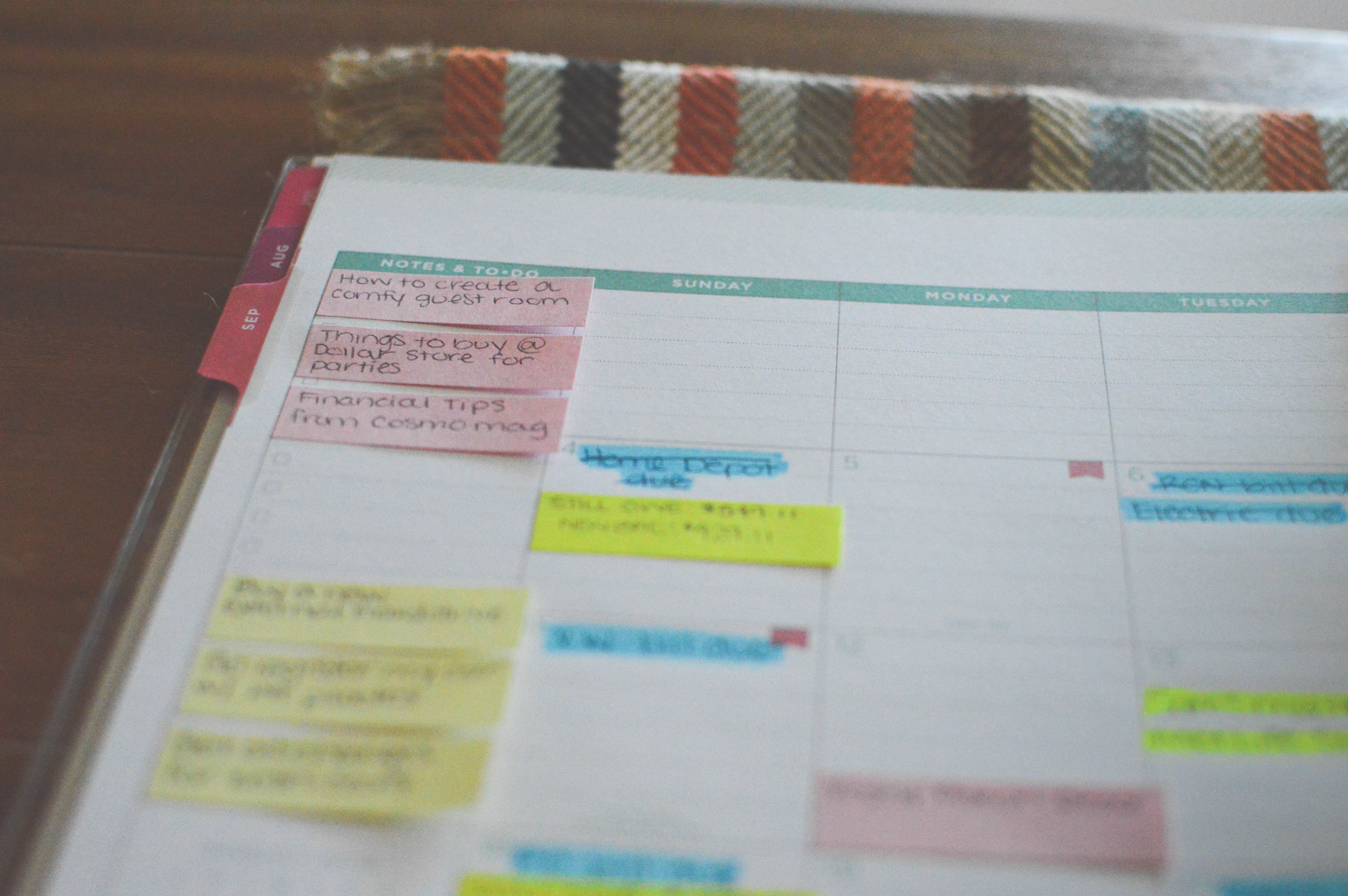 Coordinated Kate | Organized Girl In An Unorganized World